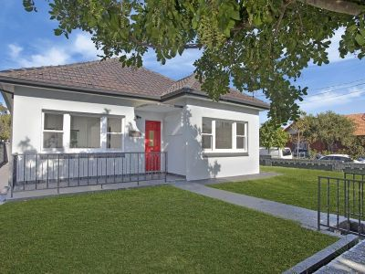 RENOVATED FOUR BEDROOM FAMILY HOME