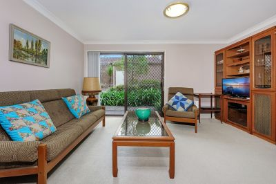 Easy maintenance townhouse in prime location