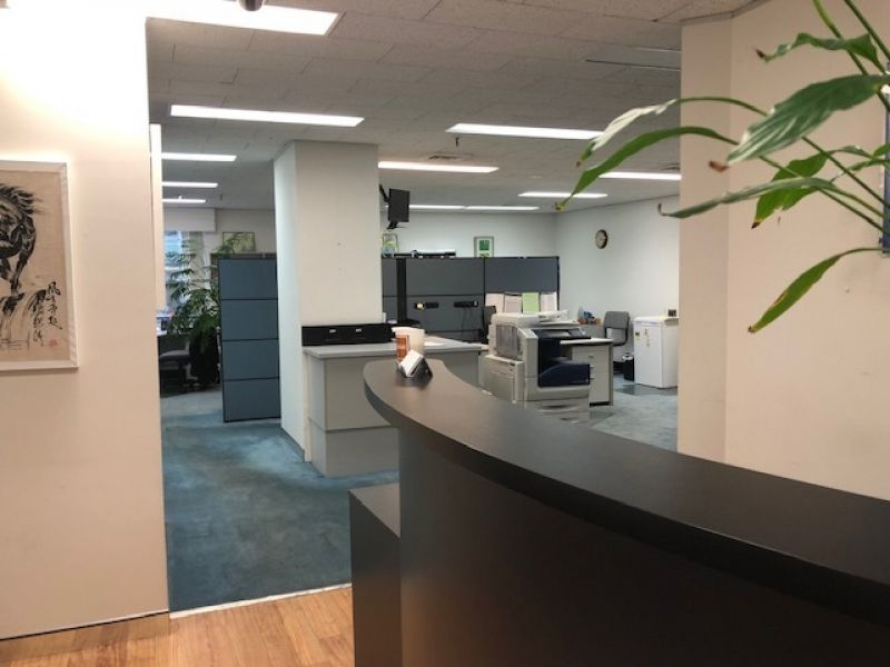 116sqm Renovated & Fitted New office for Lease at 155 Castlereagh Street