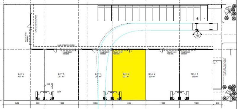 New Concrete Tilt Slab Industrial Unit Right Next To Bunnings....