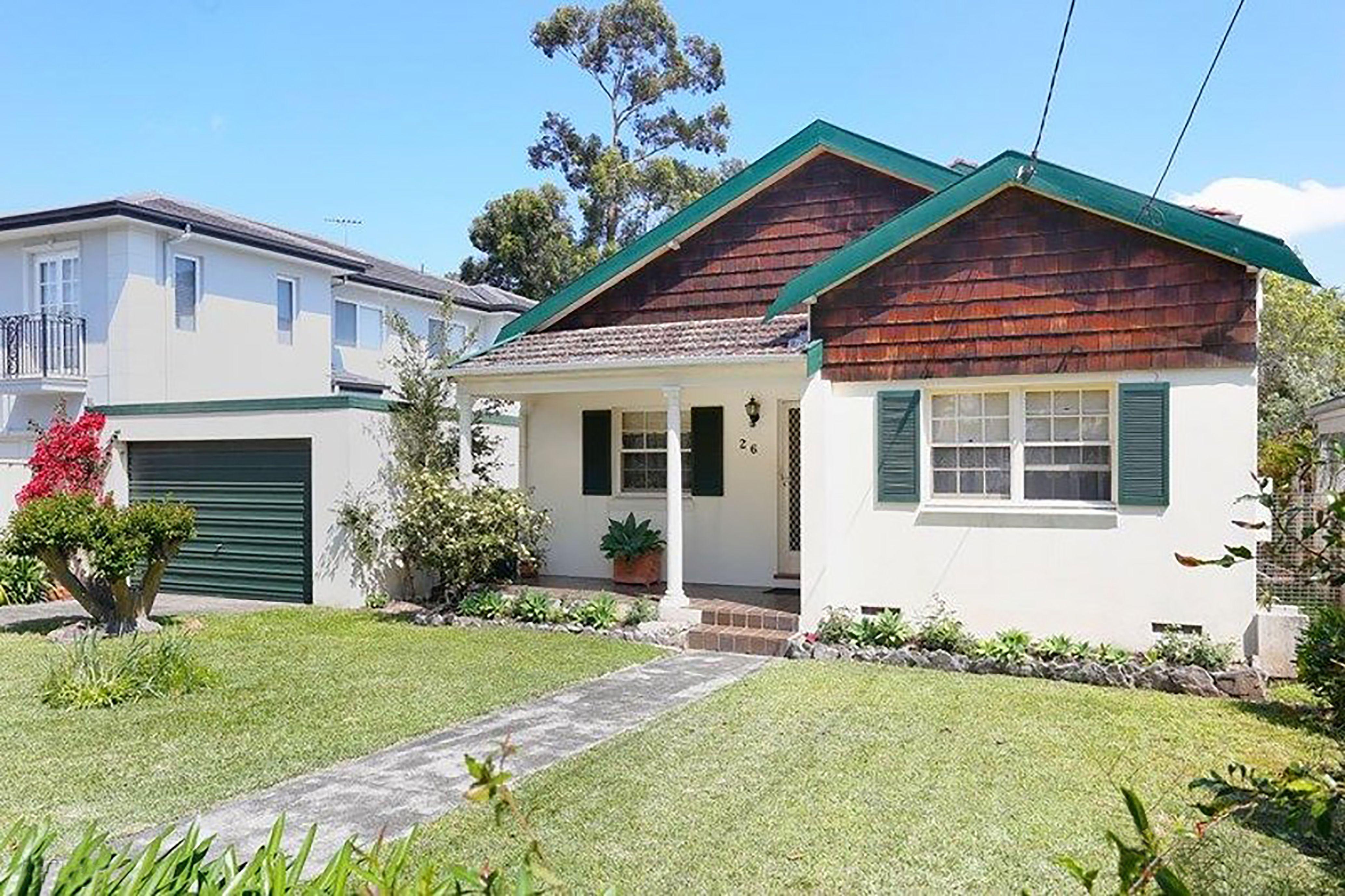 26 Glenarvon Street, Strathfield NSW 2135