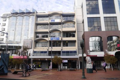 97 Courtenay Place, Wellington Central