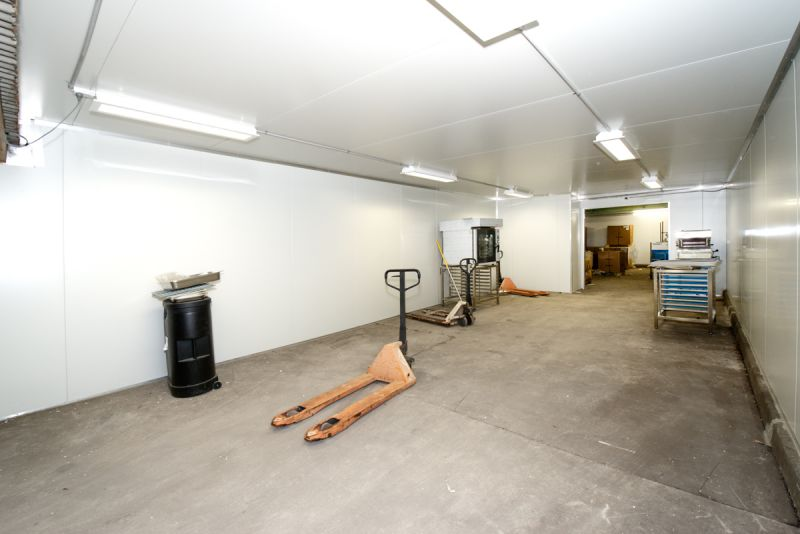 Industrial Storage Commercial Space
