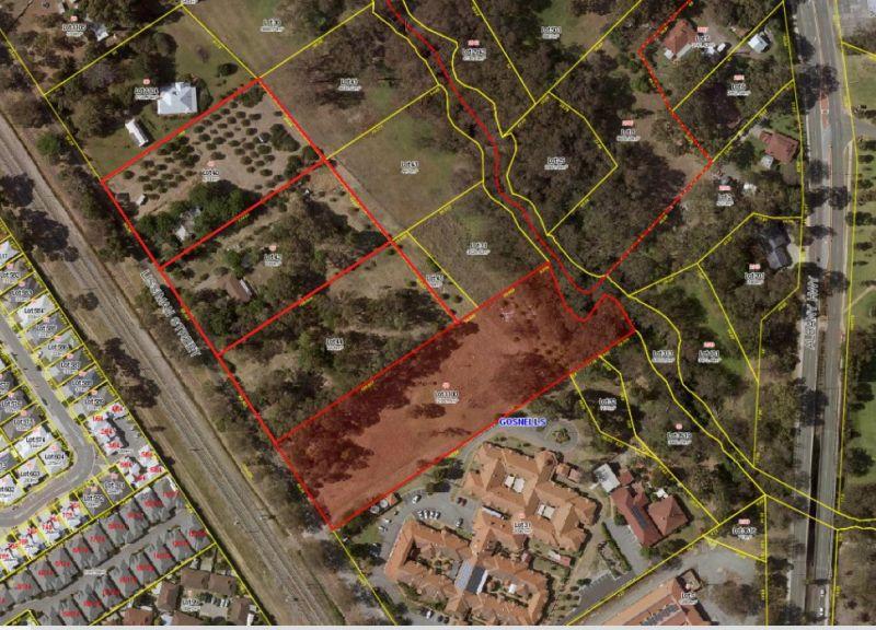 GOSNELLS - 'URBAN INFILL' DEVELOPMENT SITE - PRIME CENTRAL LOCATION