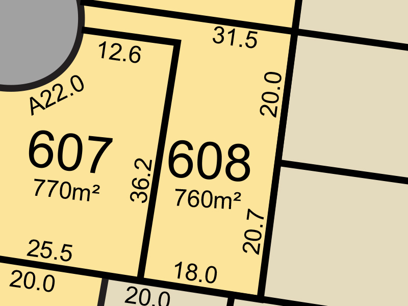 Paxton LOT 608 Proposed Road | Watagan Rise