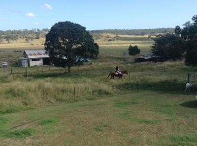 Queenslander on 69 acres Ipswich / Boonah
