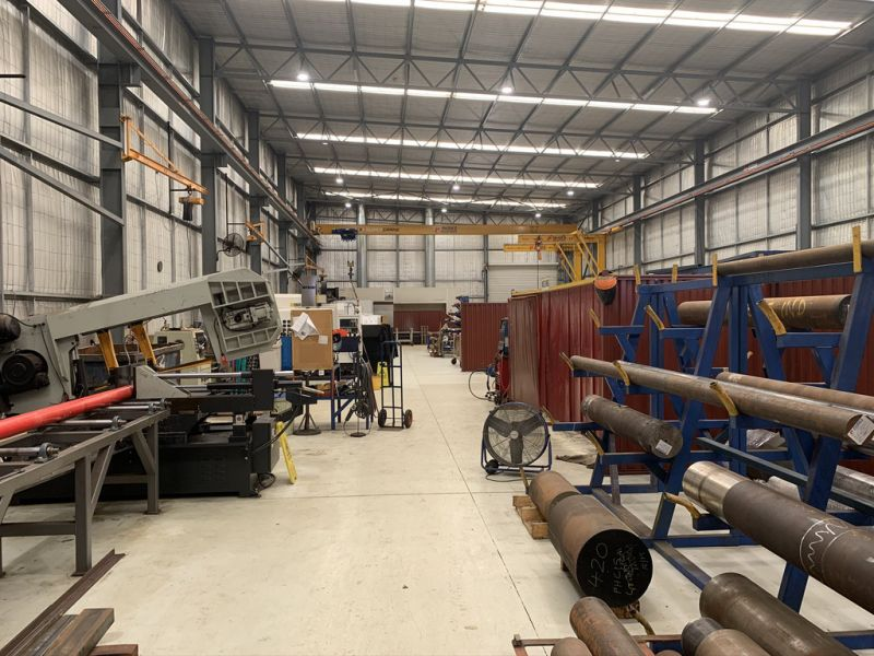 LEADING INDUSTRIAL WORKSHOP FACILITY