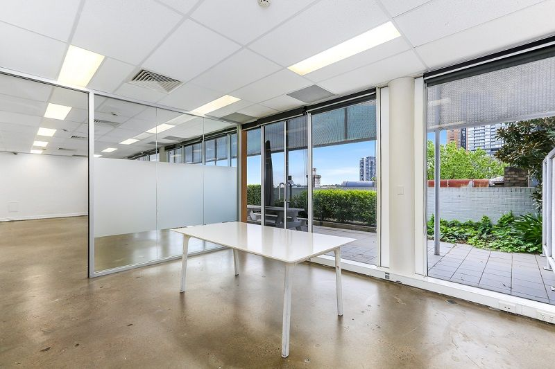 Cool Creative Space in the Heart of Crows Nest!