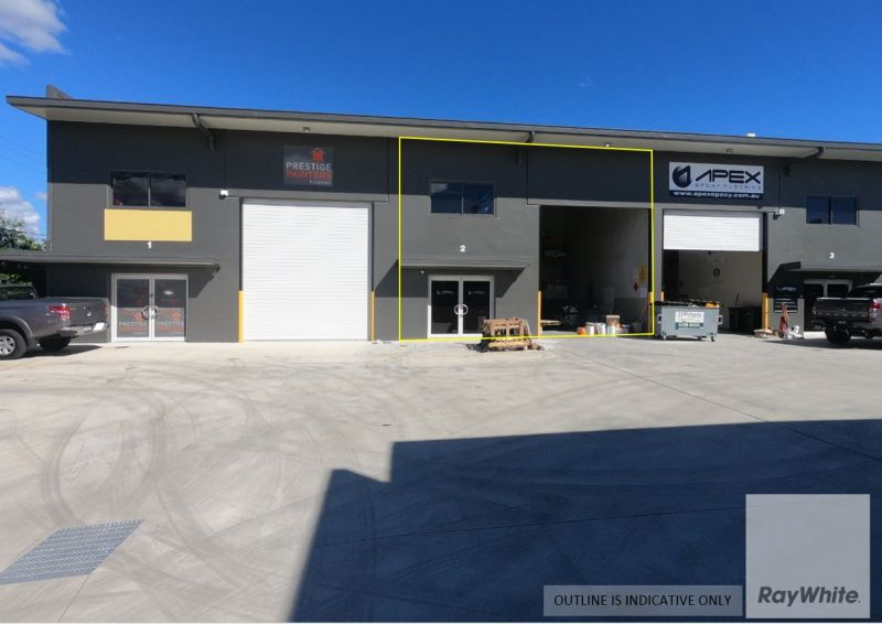 Affordable Warehouse within Brendale Industrial Precinct
