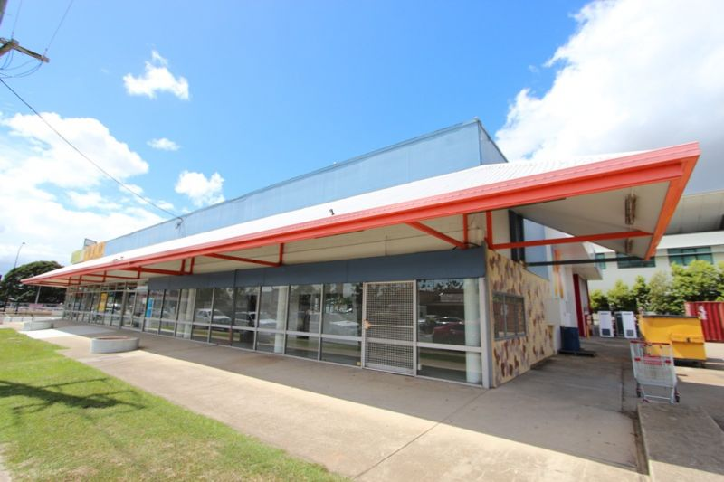 96m² COMMERCIAL ZONED IN THE HEART OF STRATHPINE