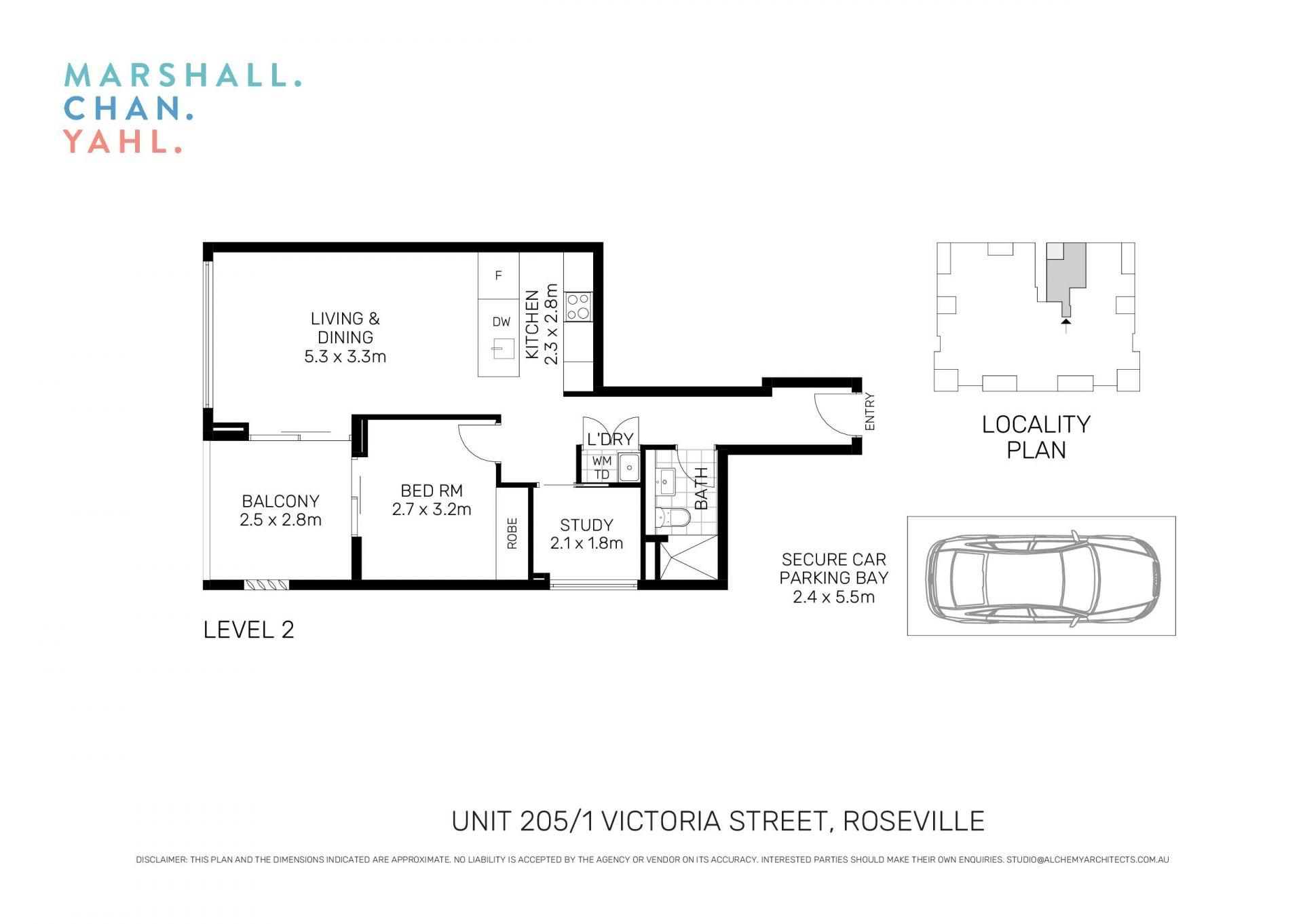 205/1 Victoria Street Roseville 2069
