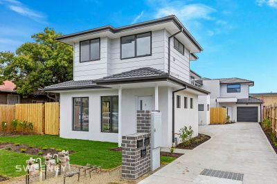 Architecturally Designed Townhouse Available For Sale