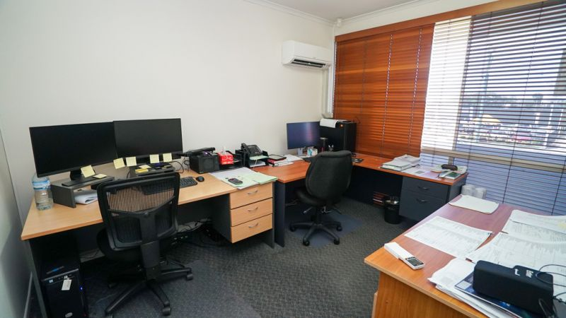 Quality Office with Main Road Exposure