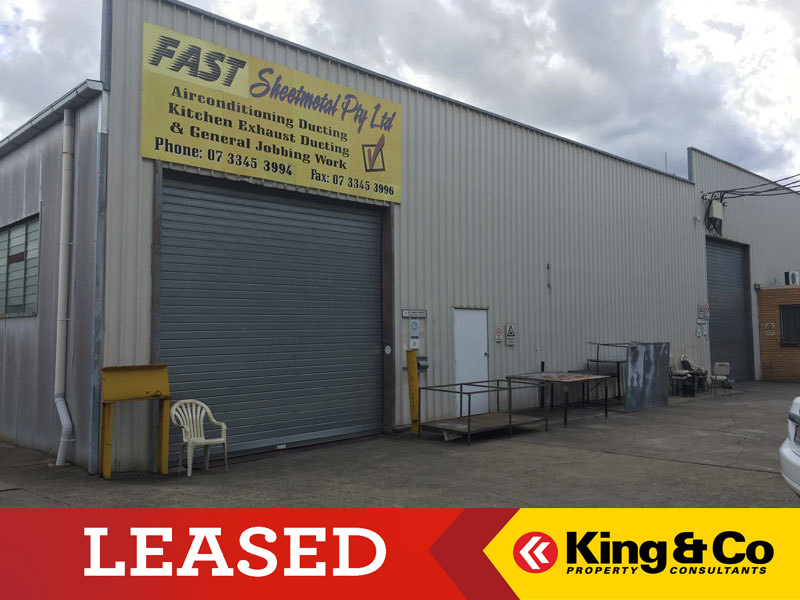 VERSATILE ACACIA RIDGE WAREHOUSE UNIT