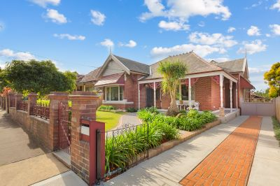 Restored Federation home among Haberfield's finest