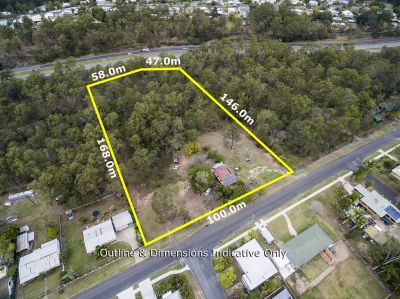 4.5 ACRES MINUTES FROM CBD