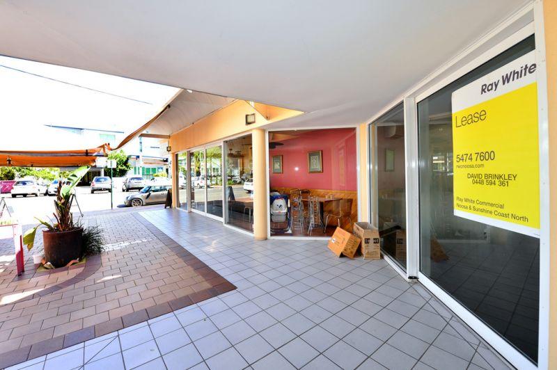 Noosaville Ground Floor Retail / Office