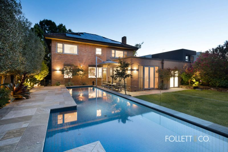 Be Captivated By This Grand Family Home In One Of Brighton's Best Streets.