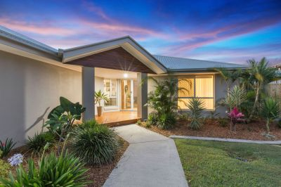 Exceptional lifestyle living in Coomera Waters.