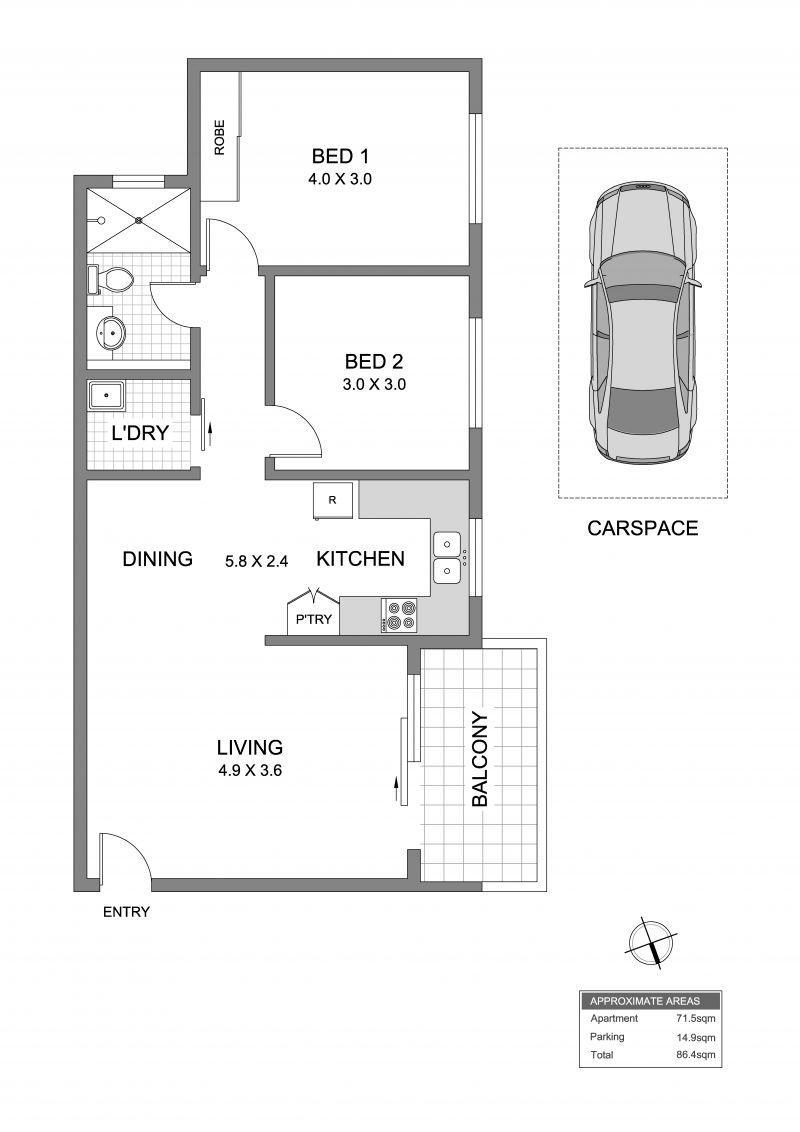 8/58-60 Burlington Road Homebush 2140