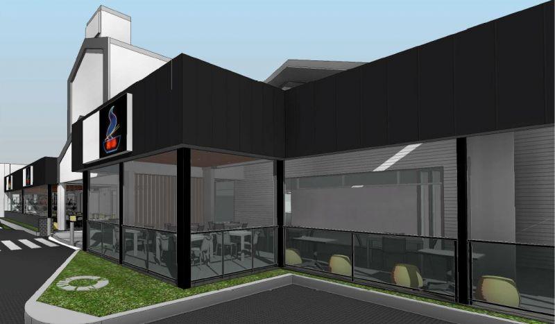 Brand New Dining Precinct