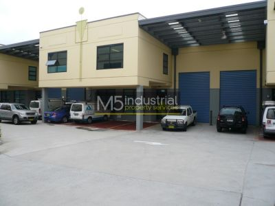 158sqm - Modern Warehouse & Office with All Weather Loading