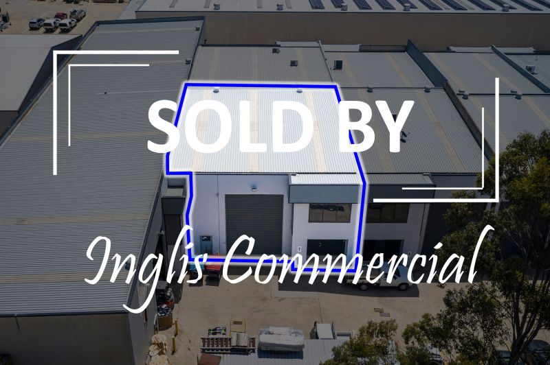 ** SOLD BY INGLIS COMMERCIAL **