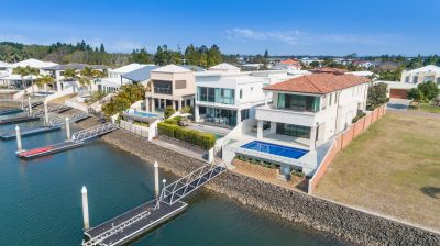 North to Water Luxury Home with Basement Garage