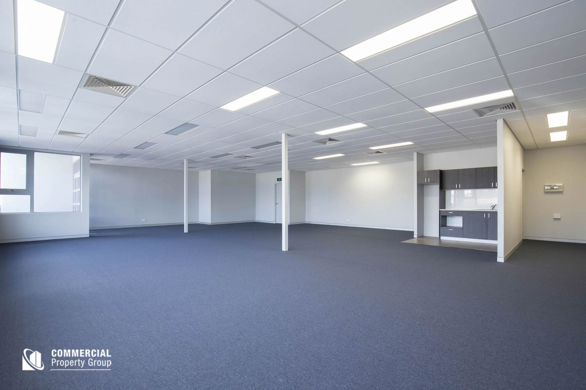 167m² Well Presented Office Space