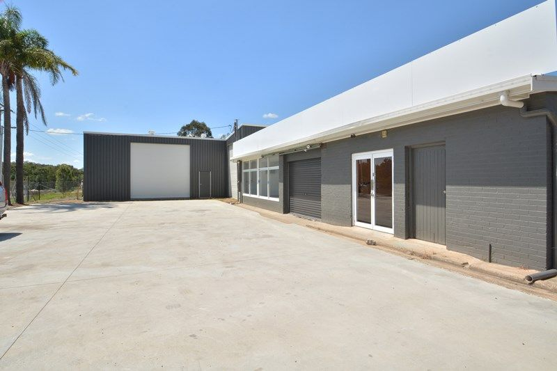Light Industrial Property With Prime Street Exposure