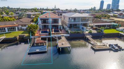 Waterfront duplex for immediate sale