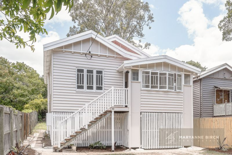 Renovated Queenslander in great location