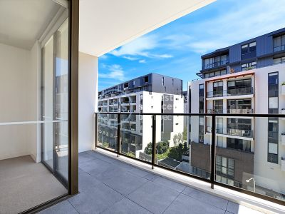 North-East Facing, 2-Bedroom Apartment with Parking in Harold Park, Glebe