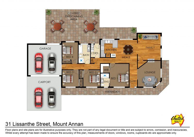 31 Lissanthe Street Mount Annan 2567