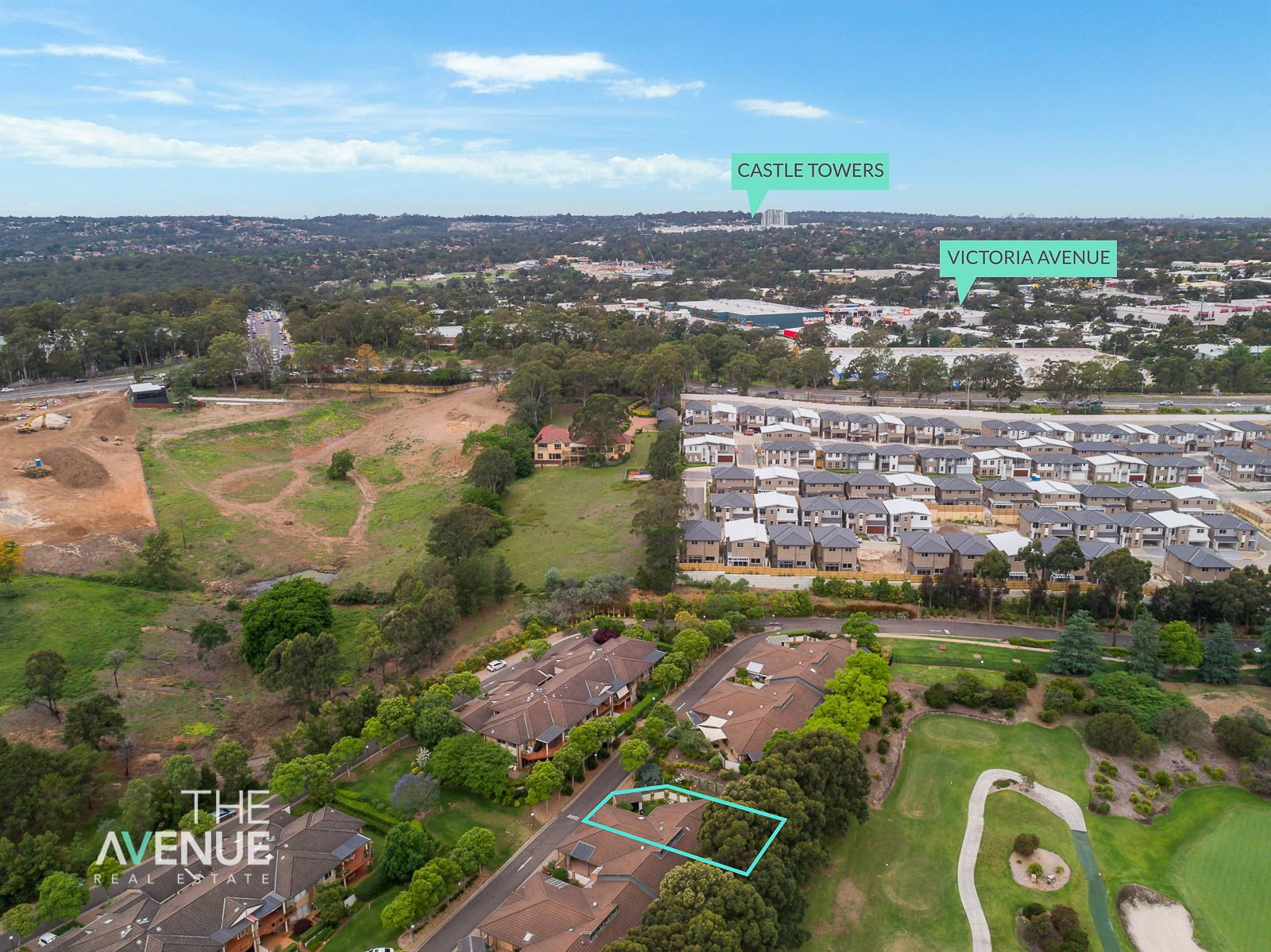 5 Castle Pines Drive, Castle Hill NSW 2154