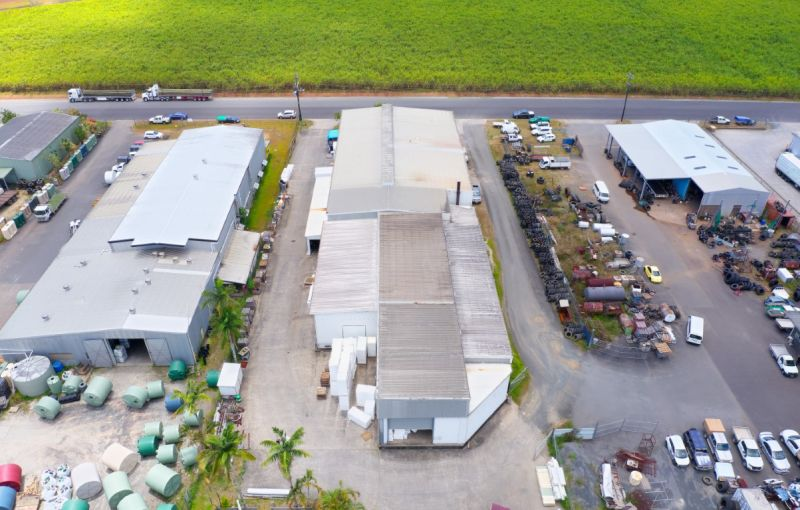 Long Term Tenanted Investment - Large Industrial Facility
