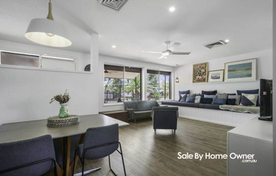 Beautifully Renovated with Pool in Prime Dampier Location!