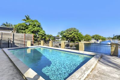 OPTIONS A-PLENTY for WATERFRONT PRIME POSITION