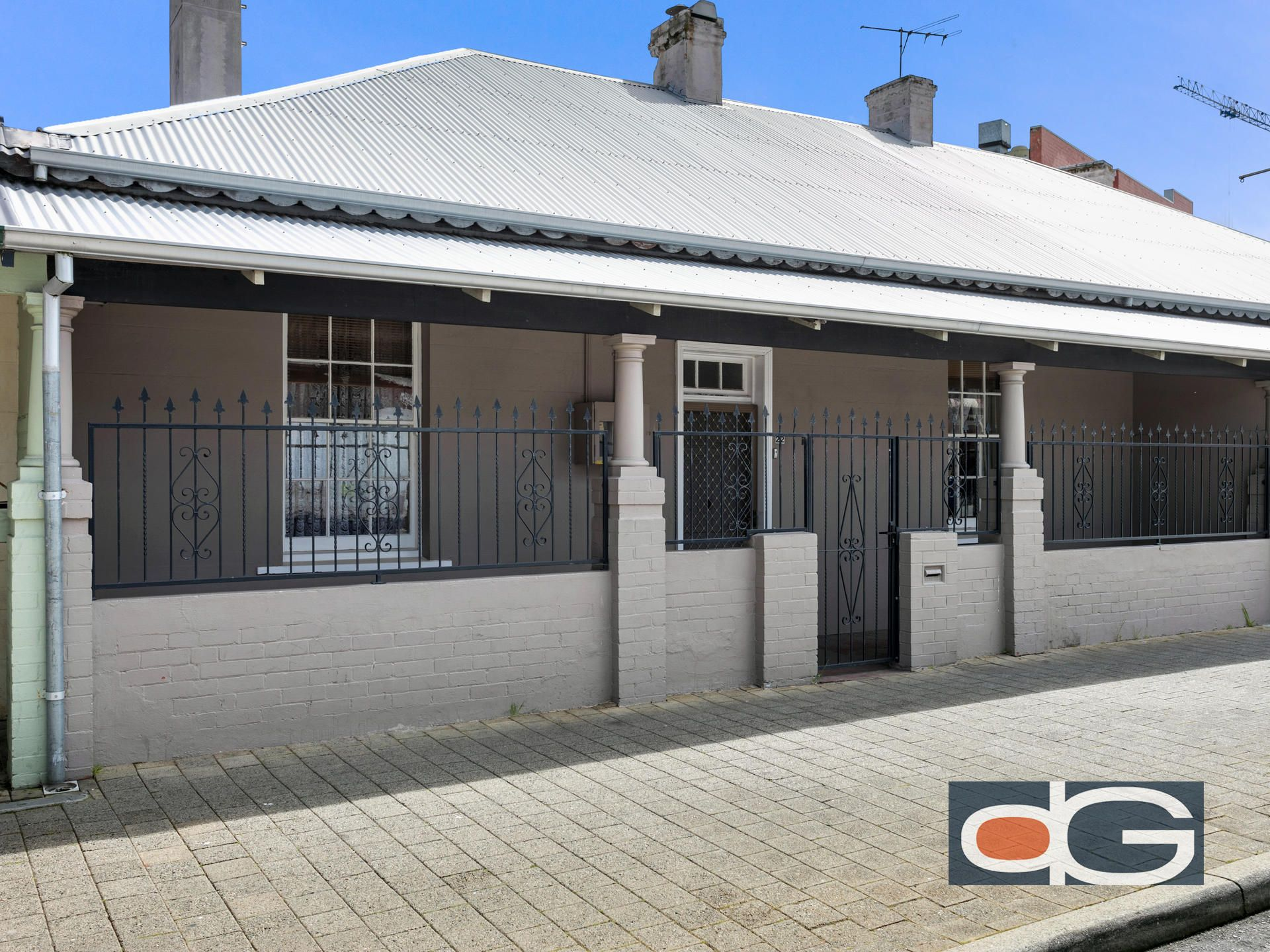 22 Essex Street, Fremantle