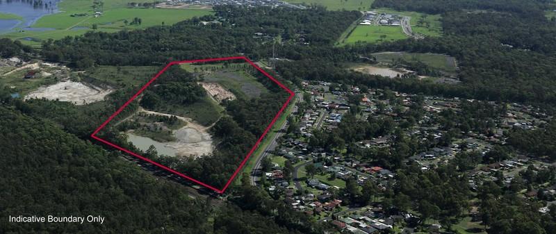 Identified future employment land/development site