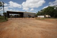 MACHINERY SHED - HIGHWAY FRONTAGE - 4.7 ACRES