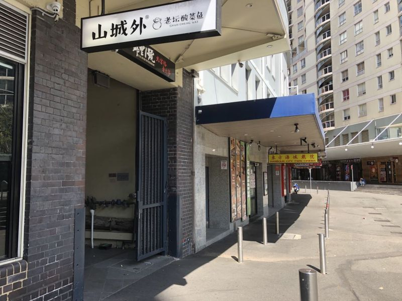 Chinatown Hay market Restaurant for Lease