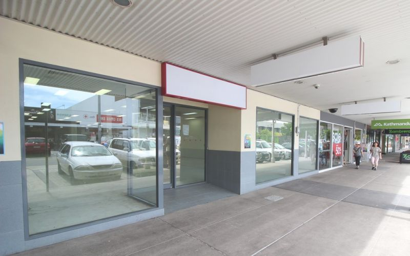 Shop Available For Lease - 51 Lake Street
