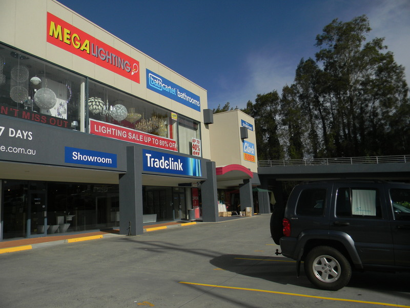 Bulky Goods/Retail Space with Top Exposure!