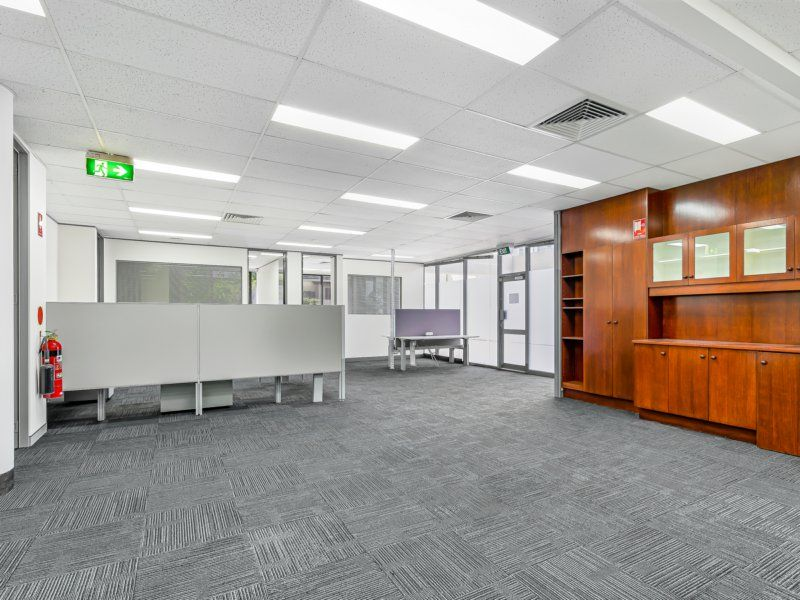 178 - 362sqm Quality Office. 9 Onsite Car Spaces! Deal To Be Done!