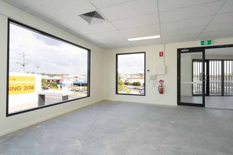 Brand New, First Class Building In Prime Location, Directly Opposite The Riverlink Shopping Centre