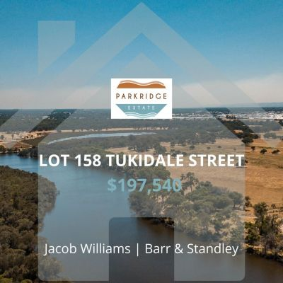 Lot 158 Tukidale  Street, Eaton