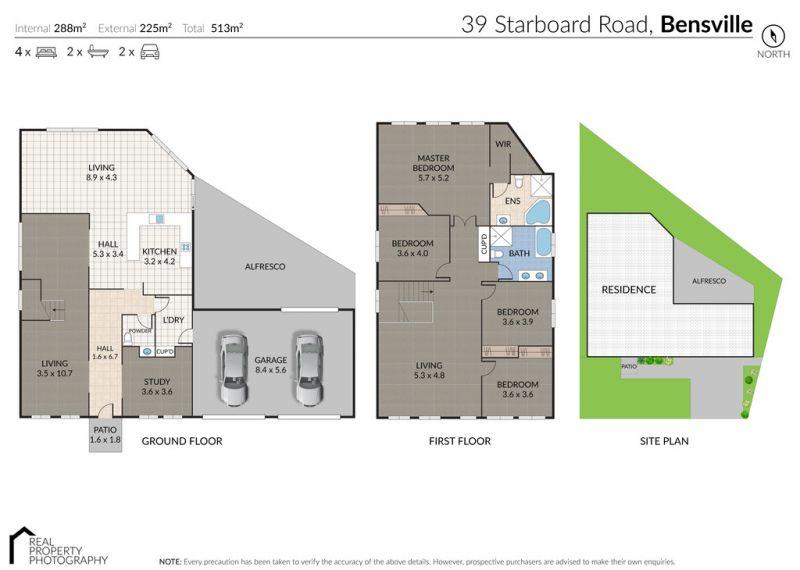 39 Starboard Avenue Bensville 2251