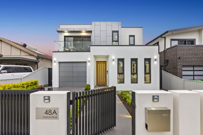 A stunning, exquisitely finished freestanding home on 580sqm approx.