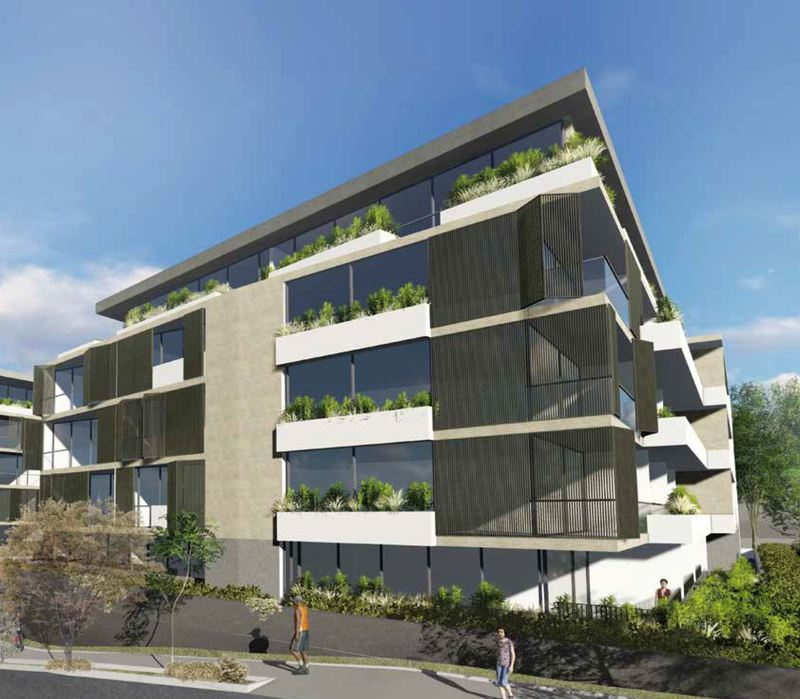 Rarely available Northern Sydney development site